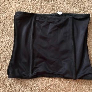 Flexees Intimates & Sleepwear - Black Waist Shaper